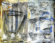 Boats In Water Mixed Media - It Only Takes One by Walter Redondo
