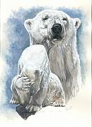 Ivory Fine Art Print by Barbara Keith