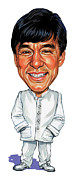 Caricatures Art - Jackie Chan by Art