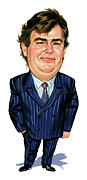 Caricatures Art - John Candy by Art