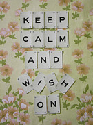 Georgia Fowler - Keep Calm and Wish On