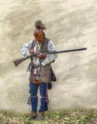 Randy Steele - Keeping it Clean Indian with Musket