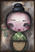 Abril Andrade Griffith - Kokeshi Doll