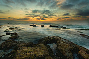 San Photos - La Jolla After Sunset by Joel Olives