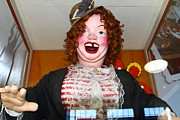 Wingsdomain Art and Photography - Laffing Sal At The Musee Mecanique At...