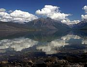 Marty Koch - Lake Mcdonald Reflection Glacier...