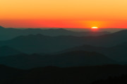 Clarence Holmes - Last Light from Clingmans Dome
