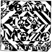 Yonatan Frimer - Learn To A Maze Book...