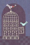 Nic Squirrell - Leaving the Birdcage
