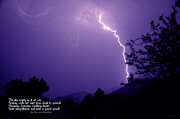 Mick Anderson - Lightning Over the Rogue Valley