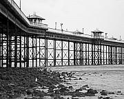 Chris Smith - Llanduno Conwy Victorian Pier Structure
