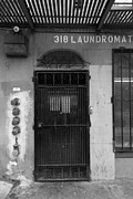 Wingsdomain Art and Photography - Lost In Urban America - Laundromat -...
