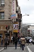 Wingsdomain Art and Photography - Lost In Urban America - Warfield Hotel...