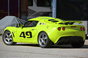 Lotus Racecar Photos - Lotus Exige by Alan Raasch