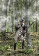 Randy Steele - Loyalist Skirmisher  American Revolution