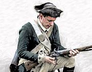 Randy Steele - Loyalist Soldier American Revolution