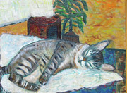 Carolyn Donnell - Maggie Sleeping