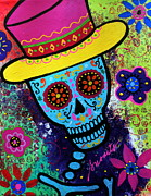 Pristine Cartera Turkus - Mago Day Of The Dead