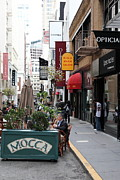 Wingsdomain Art and Photography - Maiden Lane San Francisco California -...
