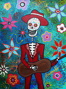 Pristine Cartera Turkus - Mariachi Day Of The Dead