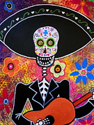 Pristine Cartera Turkus - Mariachi Serenata Day Of The Dead
