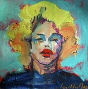 Actresses Originals - Marilyn 2010 by Les Leffingwell