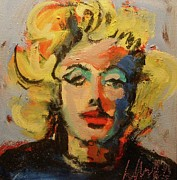 Actresses Originals - Marilyn by Les Leffingwell