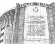 Juliana Dube - Memorial Stadium