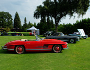 Peter Piatt - Mercedes 300 SL Club