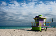 Barbara McMahon - Miami 12th Street Beach