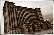 April A Taylor - Michigan Central Station