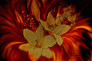Digitalized Photograph Prints - Midas Touch Print by Sherri  Of Palm Springs