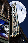 Wingsdomain Art and Photography - Midnight at The Orpheum - San Francisco...