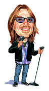 Standup Prints - Mitch Hedberg Print by Art