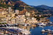 Beautiful Landscape Photography Prints - Monte Carlo Print by Tom Prendergast