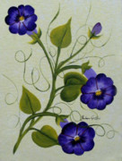 Barbara Griffin - Morning Glories