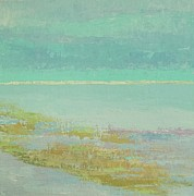 Tampa Originals - Morning Low Tide by Gail Kent