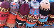Yvonne Ayoub - Morocco Marrakesh hats