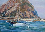 Richard  Willson - Morro Rock