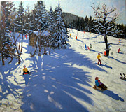 Andrew Macara - Mountain hut