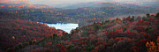 Pigeon Forge Photos - Mountain Lake by Michael Waters