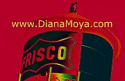 Diana Moya - My business card