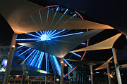 Suzanne Gaff - Myrtle Beach Sky Wheel - Through the...