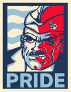 Suzanne  Frie - Navy Chief Pride