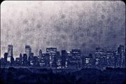New York Negative Fine Art Print by Ariane Moshayedi