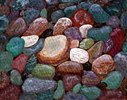 Barbara Griffin - Newfoundland Beach Rocks 2