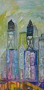 Cheryl Edwards - N.Y. Watertowers...