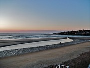 Ogunquit Prints - Ogunquit Beach Print by Tom  Shaw