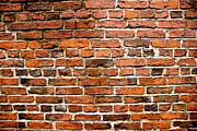 Masonary Art - Old Boston Brick Wall by Gregory Brown