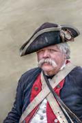 Randy Steele - Old Colonial Soldier Portrait